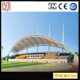 Tetto impermeabile del parasole della membrana architettonica della palestra del banco di PVDF PTFE