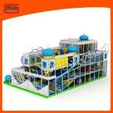 大きい球ピットの屋内城の主題の子供のための柔らかいおもちゃの運動場