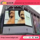 2017 tela ao ar livre comercial de venda quente do diodo emissor de luz do anúncio P4 HD