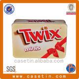 Kundenspezifischer Geschenk-Kasten-Hersteller-Geschenk-Zinn-Kasten