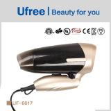 Ufree UF-6617 소형 머리 송풍기 호텔을%s Foldable 헤어드라이어