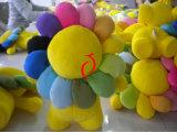 Recyced Metarical 장난감을 채우기를 위한 백색 색깔 폴리에스테 물림쇠 섬유
