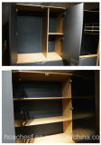 革(C7)が付いている普及した新しいデザイン木の本箱