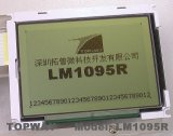 192X128 Graphic LCD Display Cog Type Module LCD (LM1095R)