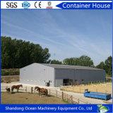 低い予算が付いている速い構築のMordenデザイン鉄骨構造の建物の養鶏場そして豚舎