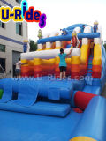 Rainbow Land Moving Park с тремя переулками