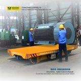 Carrello ferroviario elettrico industriale resistente di trasferimento sulla guida