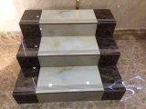 плитка фарфора 600X300mm Polished для лестниц