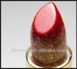 Il rossetto luminoso Gllitter di colore di vendita calda professionale compone il rossetto