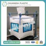 La costura lateral coloca el bolso a granel de FIBC para el embalaje industrial del polvo