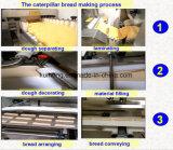 Linha de produção automática aprovada do pão do Ce do KH 280