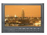 7 pouces HD Full 11080 P moniteur LCD 1024x600 pour application DSLR (7DII / O)