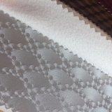 壁の装飾のための耐久の合成物質PVC革