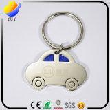 Form-Metallfirmenzeichen-nachgemachtes Auto-Schlüsselkette mit Auto