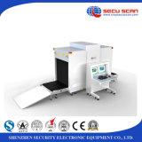 Gepäck-Screening-Maschine AT10080B checkte Röntgenstrahl-Gepäck-Scanner-Oberseite-tireur ein