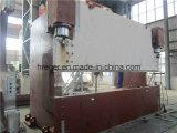 Macchina piegatubi idraulica del piatto d'acciaio Wc67y-125X4000