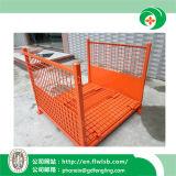 La nuova gabbia piegante d'acciaio della rete metallica per il magazzino