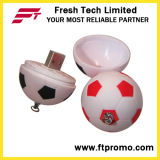 Lecteur flash USB du football (D175)