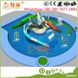 Corrediça de água do parque da água do vidro de fibra (MT/WP/WS1)