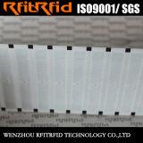 カスタム付着力のステッカー盗難防止のDestructible RFIDの札