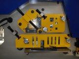 Ironworker hidráulico, máquina de estaca, máquina da indústria siderúrgica, máquina de perfuração, máquina de corte de perfuração do universal
