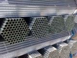1/4 '' - INMERSIÓN caliente de 4 '' *2.5mm-6mm galvanizada alrededor del tubo de acero (tubo)