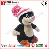 De gevulde Rat van het Stuk speelgoed van de Mol van Dieren Zachte voor Baby