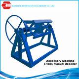 Het dubbele Broodje die van het Comité van het Dak van het Metaal van de Laag Machine vormen die Machine van de Prijs van China maken
