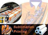 """Papier de transfert thermique Non-Enroulé à séchage rapide de sublimation de teinture de FW 90GSM 44 """" avec du Sc F-6000/6200/6070/6280 d'Epson"""