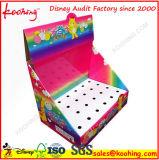 波形を付けられるカスタム印刷のおもちゃ/電気設備/ギフト紙箱を扱う