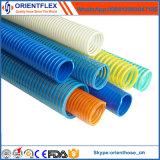 De kleurrijke Flexibele Slang van de Zuiging van het Water van pvc