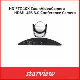 Камера конференции USB 3.0 видеокамеры HDMI сигнала HD PTZ 10X