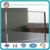 vidrio del edificio del claro de 6m m con el certificado de Ce/ISO