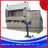 Machine de moulage de presse hydraulique de porte