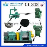 가공 기계 또는 고무 알갱이로 만드는 장비 또는 고무 재생 기계를 재생하는 타이어