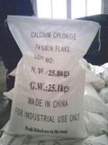Kalziumchlorid 74%/77%/94% die Flocke, Puder, Körnchen, Metallklumpen verwendete