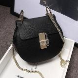 Hete Verkoop! ! ! De Handtassen Emg4755 van het Leer van de Ontwerper van de Zwerfster van de Dames van de manier