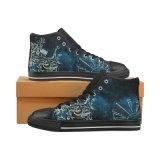 [دروبشيبّينغ] مصنع كلاسيكيّة نوع خيش حذاء رياضة [أونيسإكس] تصميد طباعة يجعل عالة أحذية