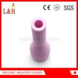 l'ugello di ceramica dell'allumina 796f70 fa domanda per il cannello per saldare di TIG