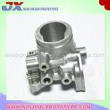 El CNC de la alta calidad anodizó las piezas trabajadas a máquina de aluminio del metal de hoja de acero