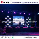 Signe polychrome extérieur d'intérieur d'étalage d'écran de P2.976/P3.91/P4.81 DEL pour des concerts de location d'événements