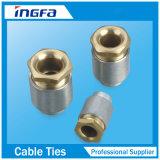Schakelaars van de Klier van de Kabel van de fabriek de Directe Waterdichte IP68 Nylon M16