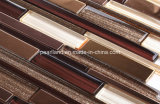 De Tegels Cctrrs7001 van de Muur van de Badkamers van Backsplash van de Keuken van de Decoratie van de Tegels van Matel van de Steen van de Tegels van het Mozaïek van het aluminium