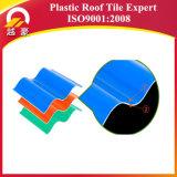 Gewölbtes UPVC Plastikblatt für Dach-Bedeckung