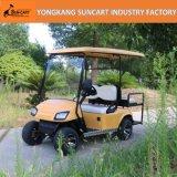 2+2のシートの作動すること容易な自動ゴルフカート(RY-EZ-401E)