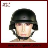 Шлем воинского боя реплики M88 Pasgt тактический защитный с ясным забралом