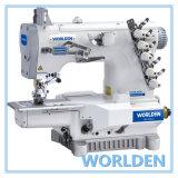 Serie de alta velocidad estupenda de la máquina de coser del dispositivo de seguridad de WD-C007J