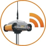 SüdS86 Rtk GPS überblickensystem mit hoch entwickeltem OLED Bildschirm für einfaches Geschäft