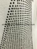 De Witte T-shirt van de vrije tijd voor Vrouwen met de Hete Boring van de Brief