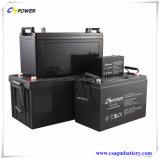 Batterie solaire rechargeable 12V200ah de gel de pouvoir de mémoire de constructeur pour l'UPS